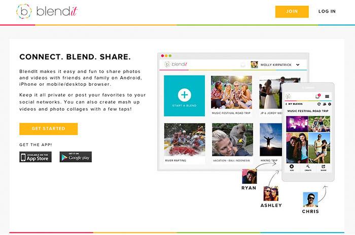 BlendIt Site